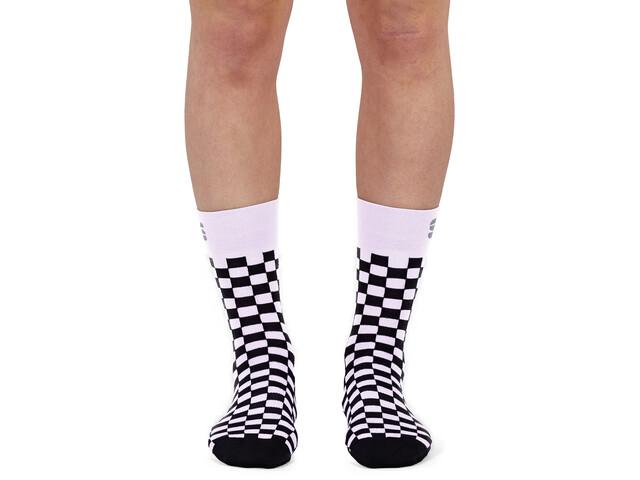 Sportful Checkmate Socks Women, blanco